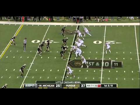 Jordan White vs Purdue 2011