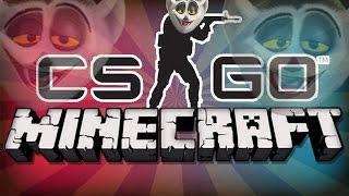 Król Julian gra w MINECRAFT w CS:GO?!