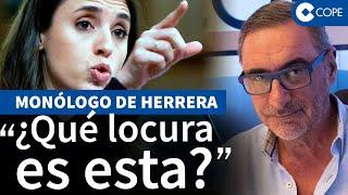 """Herrera: """"Las fanáticas del feminismo o muerte no se quedan sin romería"""""""