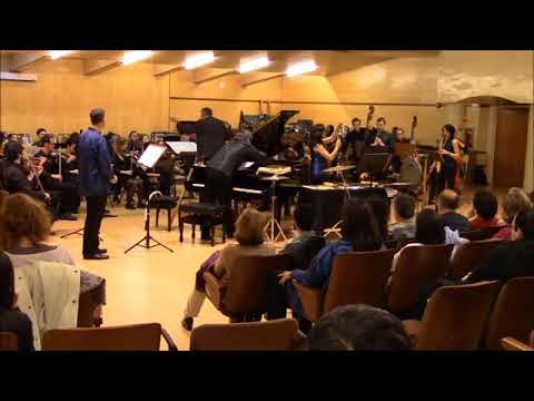 Carlos Galán - Planto y allegro por un ángel - Segundo concerto grosso