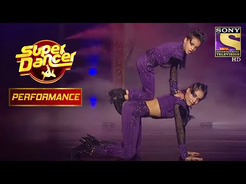 Ritesh And Shivani's Snazzy Performance | Super Dancer Chapter 3