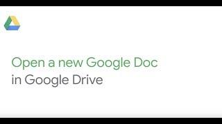 Comment: Créer un Nouveau Doc