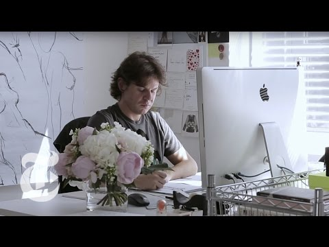 Christopher Kane Interview | In the Studio | The New York Times