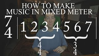 HOW to MAKE Music in Mixed Meter or Odd Time in Ableton (7/4 5/4 etc)