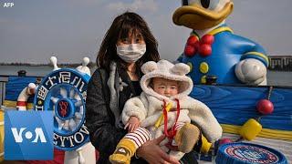 Disney Partially Reopens Shanghai, China Resort After Coronavirus Shutdown