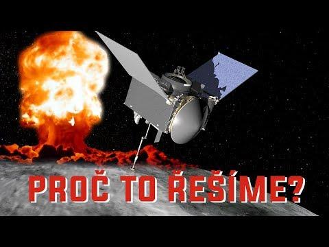 Jak zničit asteroid a zachránit Zemi? Atomovkou! - Proč to řešíme? #291