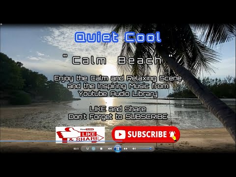 """Relaxation & Chill Music 2 - """" BY THE BEACH """"  
