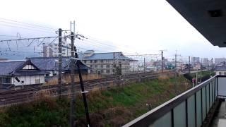 JR桜井線国鉄105系電車 奈良県天理市 全国出張の旅