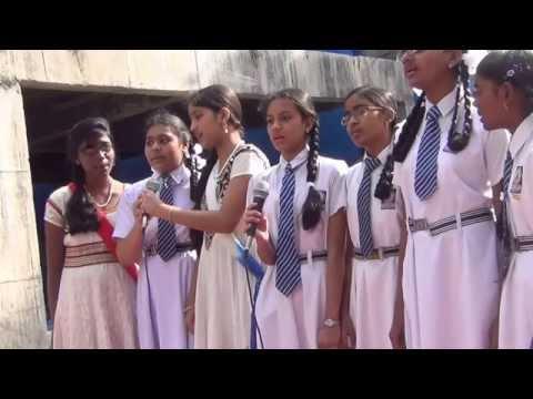 MERA MULK, MERA DESH PATRIOTIC SONG BY STUDENTS
