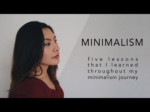 MINIMALISM: 1.5 YEARS of being a Minimalist   Jamie Kate