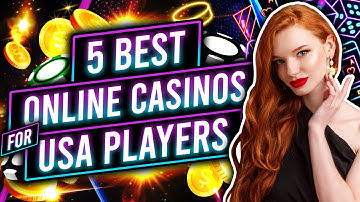 Best Online Casinos for US Players 2020 🥇 Best Real Money Online Casinos USA 🇺🇸