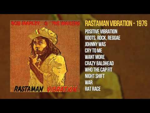 Bob Marley Rastaman Vibration - 1976