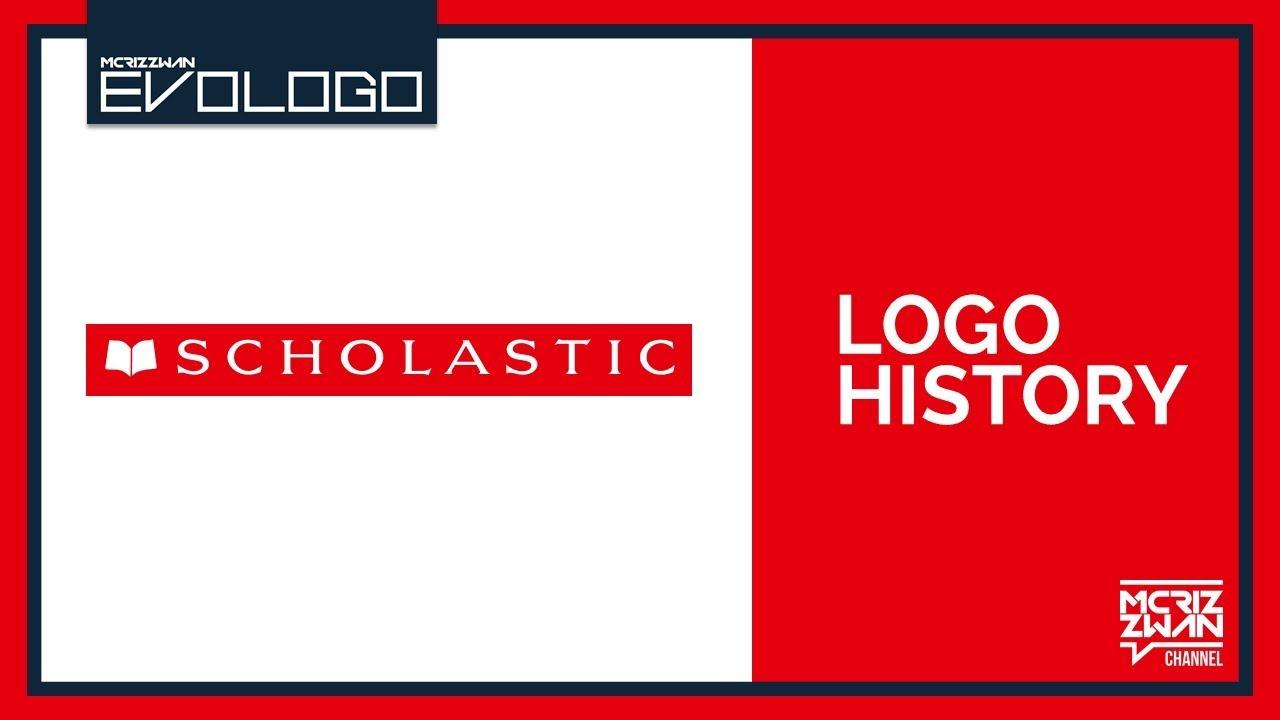 Scholastic Media Logo History Evologo Evolution Of Logo Youtube
