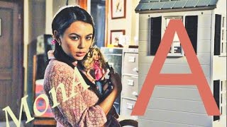 Pll Mona Is Still Big A Theory Part 2 + 5x25 Dollhouse Spoilers