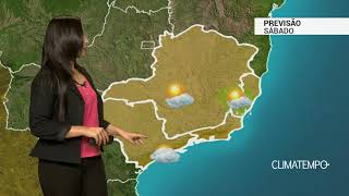 Previsão Sudeste – Sol volta a predominar