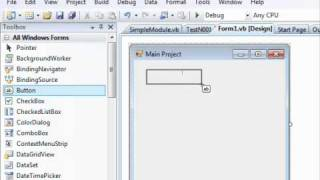 How to create and use DLLs in VB.Net
