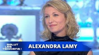 T'es au Top ! Alexandra  Lamy - Salut les Terriens