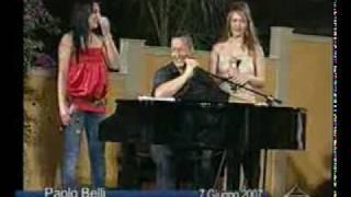 Paolo Belli - Sotto questo sole live Yapa insieme