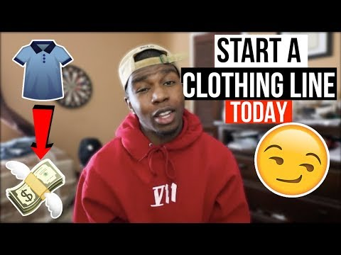 How To Start A Clothing Brand | EXPOSING ALL THE SECRETS TO START !!!
