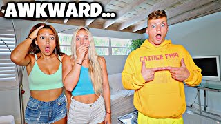 ASKING GIRLS AWKWARD QUESTIONS!
