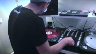 TMRW Recording Scratches and Beatbox