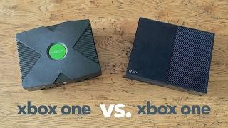 Xbox One vs. Xbox One