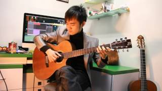 P!nk - Just give me a reason (Fingerstyle with tab) (Steven Law)