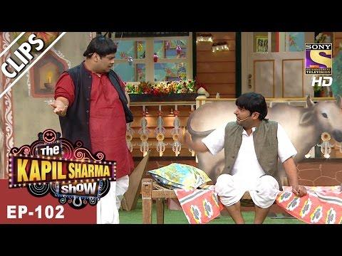 Hilarious Fight Between Kappu Sharma & Doodhwala - The Kapil Sharma Show - 30th Apr, 2017