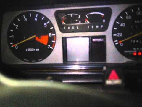 Honda Accord 1st Gen Cold Start 32c Part Two