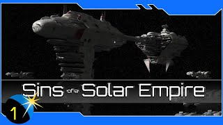 Sins of a Solar Empire - Star Wars Mod - Ep 1 Spark of Rebellion - The Rebel Alliance 4x RTS