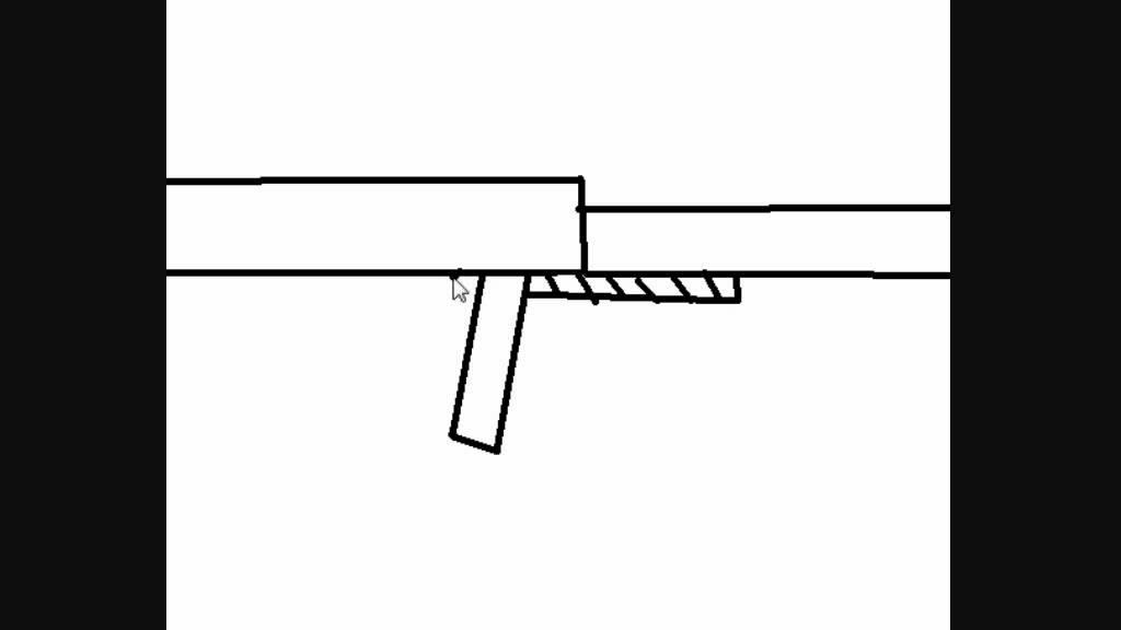 how to draw a simple wheelbarrow