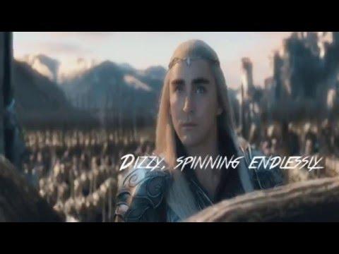 The Hobbit // Thranduil - Shatter Me