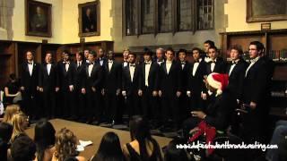 """The Pitchforks of Duke University - """"The Little Drummer Boy"""""""