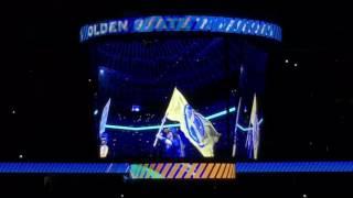 Golden State Warriors 2016-2017 Player Intros