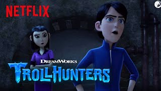 Trollhunters | Training for Battle | Netflix