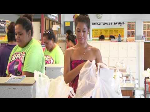 Miss Earth Cook Islands 2012 - Teuira Napa