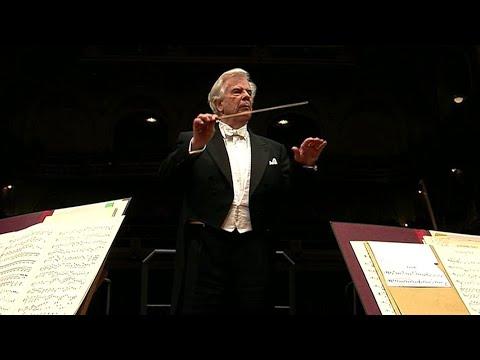 Brahms-Zyklus: Dohnányi dirigiert Sinfonie Nr. 2 | NDR