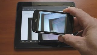видео Как сделать из Android беспроводную камеру