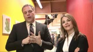 Vincent D'Onofrio and Kathryn Erbe Say Goodbye to Fans