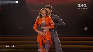 Elena Kravets and Maxim Leonov - Fusion - Dancing with the Stars 2019