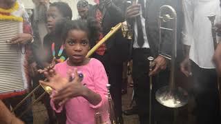 Poppa Funk Art Neville Second Line July 30 2019 New Orleans nunupics
