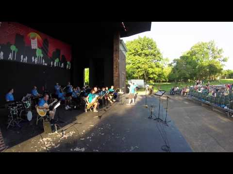 The Pride of Indy Bands at Garfield Park