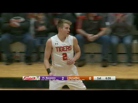 Fort Recovery vs Versailles Boys Basketball