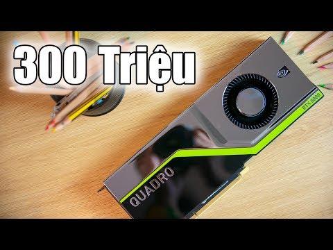 Card Đồ Họa 300 TRIỆU Có Gì HOT???   Unbox Quadro RTX 8000