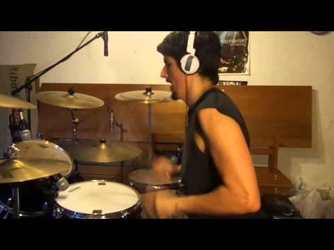 "Green Day - ""8th Avenue Serenade"" Drum Cover (HD)"