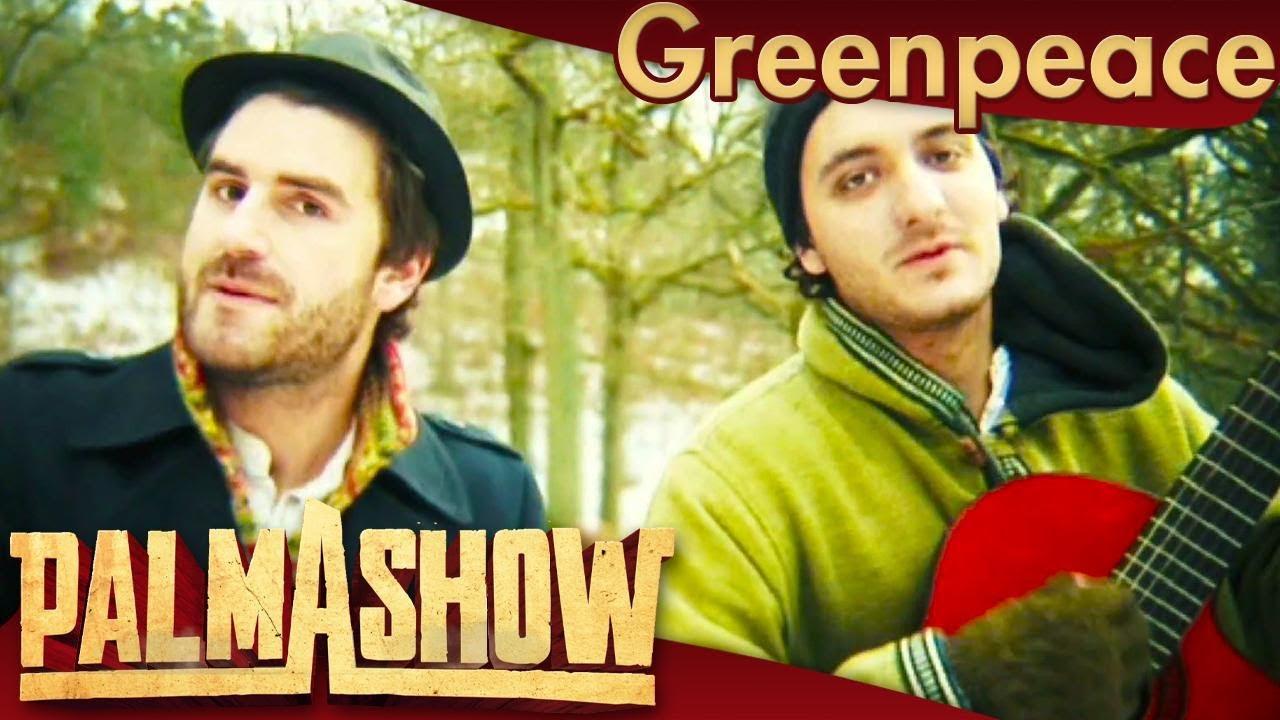 Parodie Greenpeace - Palmashow