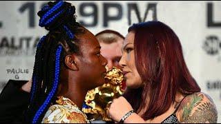 UFC 246: Cris Cyborg versus Claressa Shields the MEGAFIGHT!!
