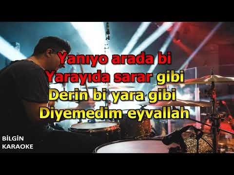 Burak King  ft. Rozz Kalliope - EYVALLAH (Karaoke) Türkçe