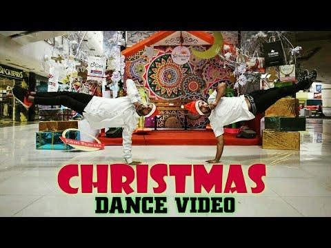 Christmas hip-hop dance - jingle bell | best christmas dance ever | Timelapse - YouTube