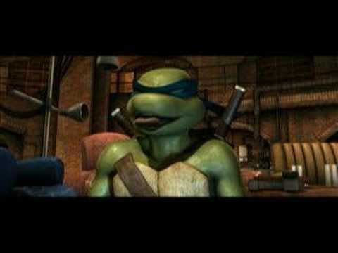 Cg Test On Leonardo Tmnt 2007 Youtube
